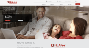 McAfee Antivirus Free