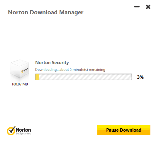 Norton Antivirus Download Manager