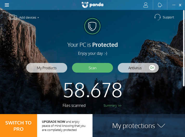 Panda Antivirus Overview